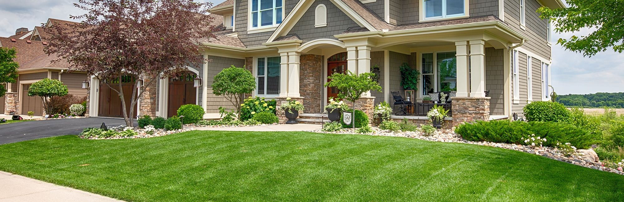 Landscaping Construction & Property Maintenance