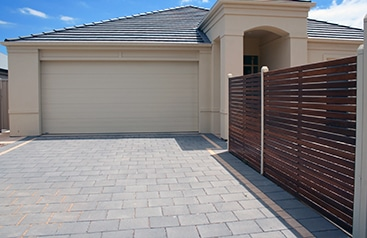 Interlocking Driveways