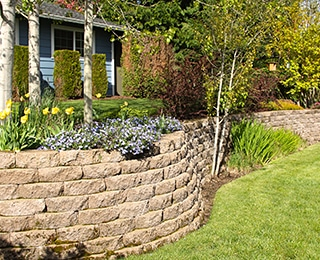 What are the Advantages of Adding a Retaining Wall?