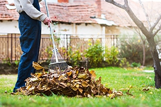 Property Maintenance: Spring Clean Up & Fall Clean Up