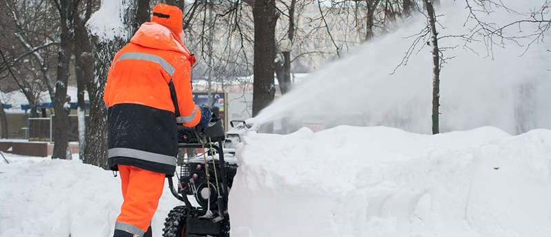 The Advantages of Professional Snow Removal in North York